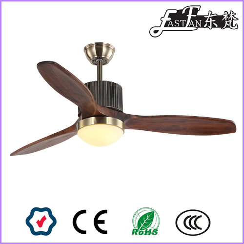 Single Light Ceiling Fan