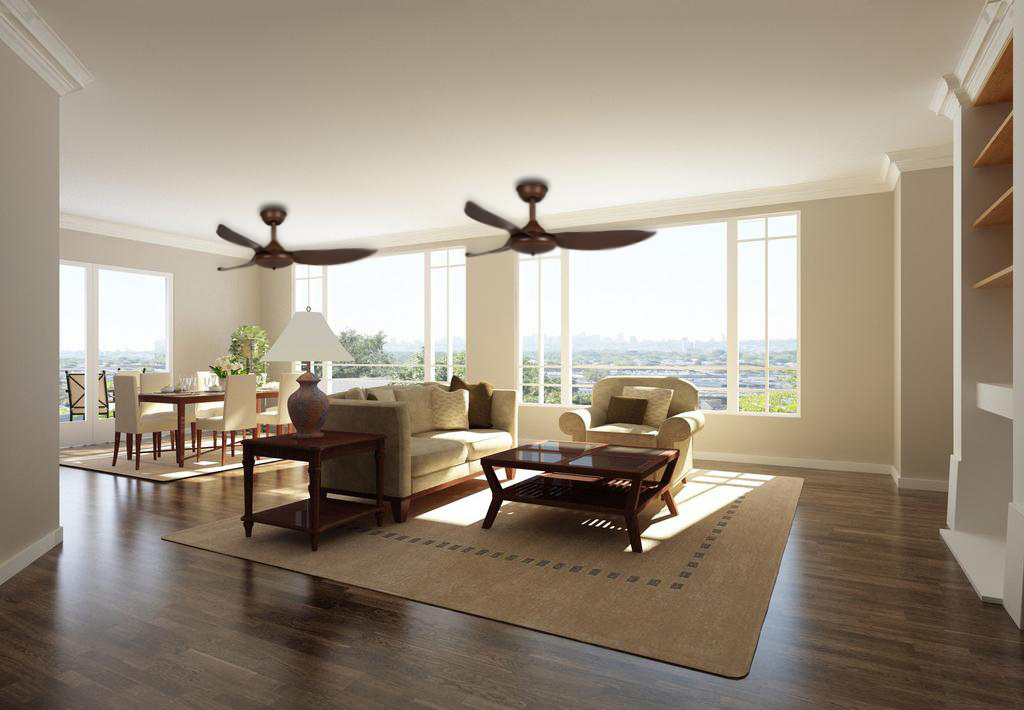 ceiling fan for home renovation project