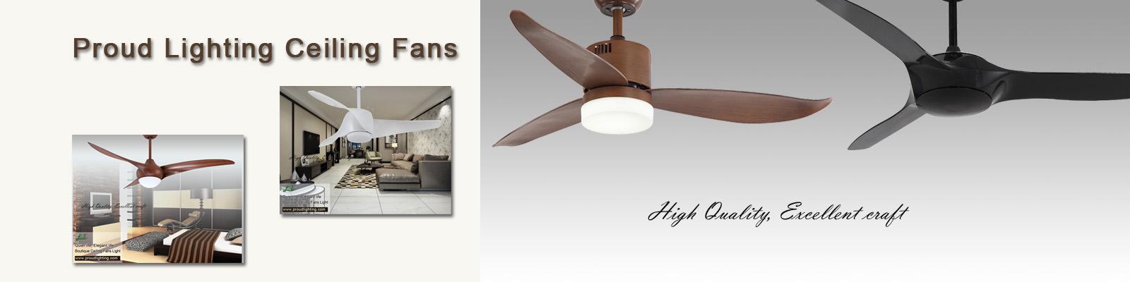 ventilateurs de plafond lumière