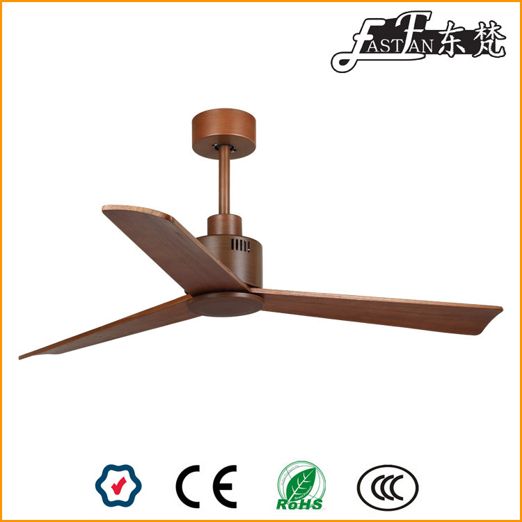Timber wood ceiling fans