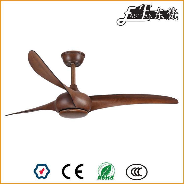 DC ceiling fan without light