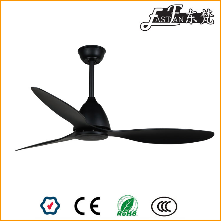 black indoor ceiling fans