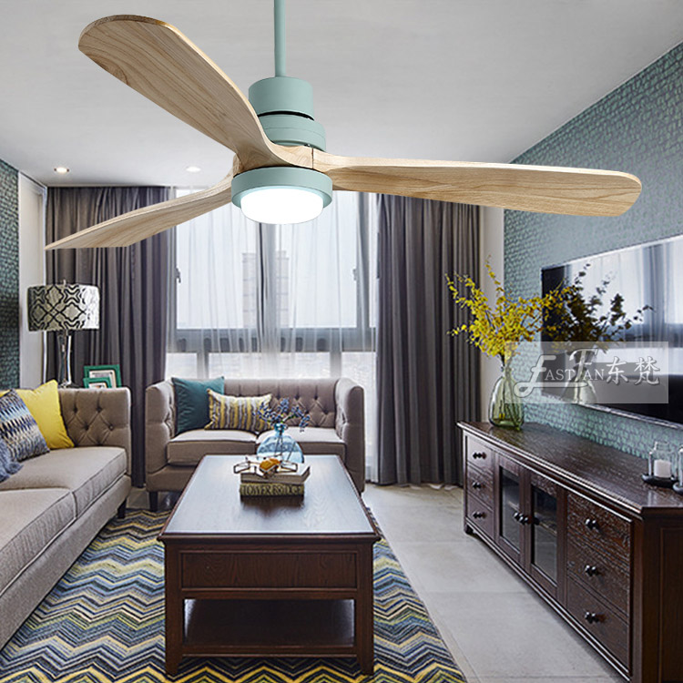 modern wood ceiling fan