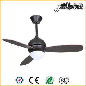 42 inch black bedroom ceiling fan with light