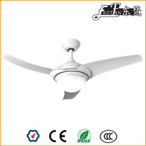 48 inch white ceiling fan led light