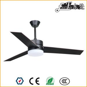 52 inch black ceiling fans with lights