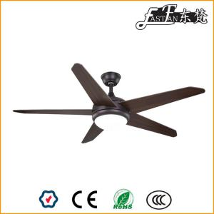 52 inch black modern ceiling fans with lights