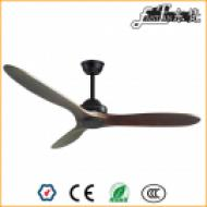 52in natural wood modern ceiling fans