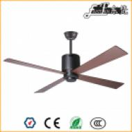 4 blade living room black ceiling fans