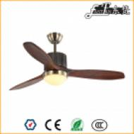 52 inch modern natural wood ceiling fans with lights