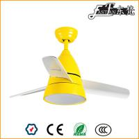 36 inch children room ceiling fan with light