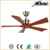 ventilateurs de plafond modernes en bois naturel