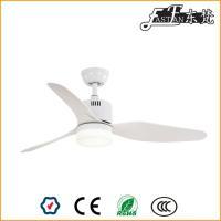 Ventilateur de plafond blanc 48in led usine de lumière