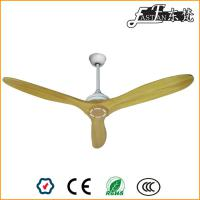white natural wood ceiling fans
