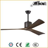 Ventilateur de plafond de lame de bois de 52 pouces