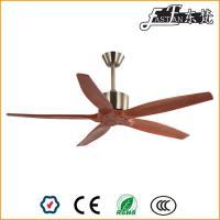 ventilateurs de plafond en bois naturel