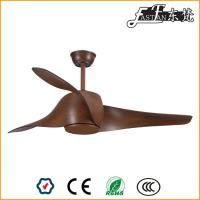 ventilateurs de plafond en bois modernes