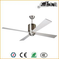 52 inch living room Brushed Nickel ceiling fans