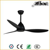 52 in Interior design modern black ceiling fans