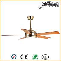 Ventilateur de plafond en bronze de 52 po avec lumière