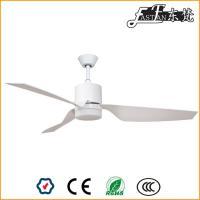 Ventilateur de plafond blanc de 52 pouces avec lumière