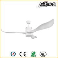 52 inch modern white ceiling fan with light