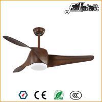 52 ventilateurs de plafond en bois design