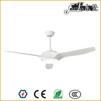 52 inch white ceiling fans with lights