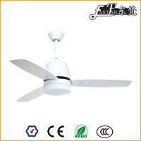 52 en blanco moderno ventilador de techo con luces