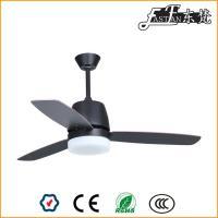Ventilateur de plafond noir de 52 pouces avec lumières Fabricant
