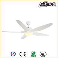 Ventilateurs de plafond blancs de 60 pouces avec lumières