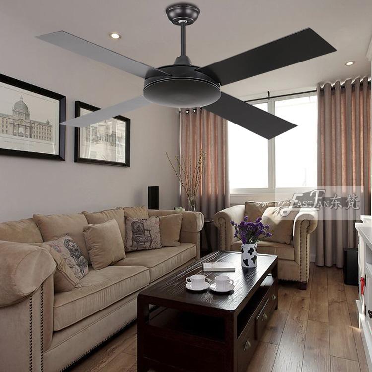 Proud 52 Black Ceiling Fan With Light Ef52007 Ceiling Fan