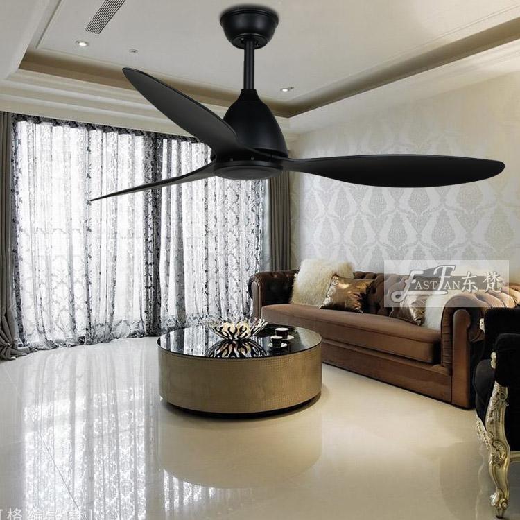 Black Indoor Outdoor Ceiling Fans